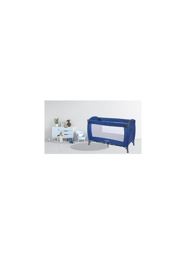 Jusso Jusso Easy Sleep Oyun Parkı 60X120 Cm Indigo İndigo